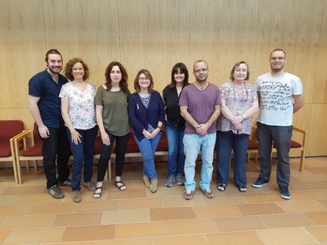 Personal del Museu Monestir de Pedralbes